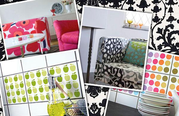 Stilvoller Buro Tisch Bietet Unendliche Modifikationsmoglichkeiten.  Design Inspiration: Wohnen Mit Mustern   Webdesign Berlin Büro .
